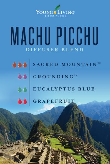 Machu Picchu diffuser blend