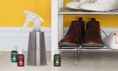 So long, stink: DIY shoe odor eliminators