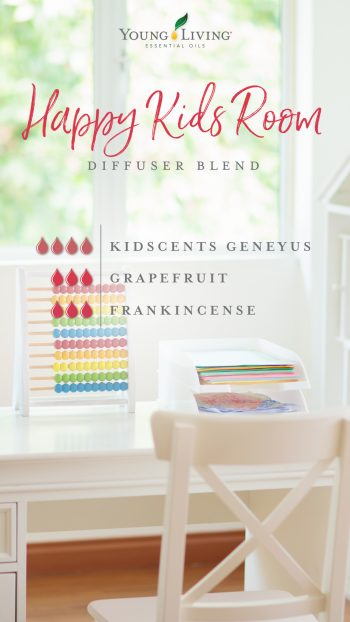 happy kids room diffuser blend