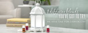 8 diffuser blends you've got to try: We have one for every room!