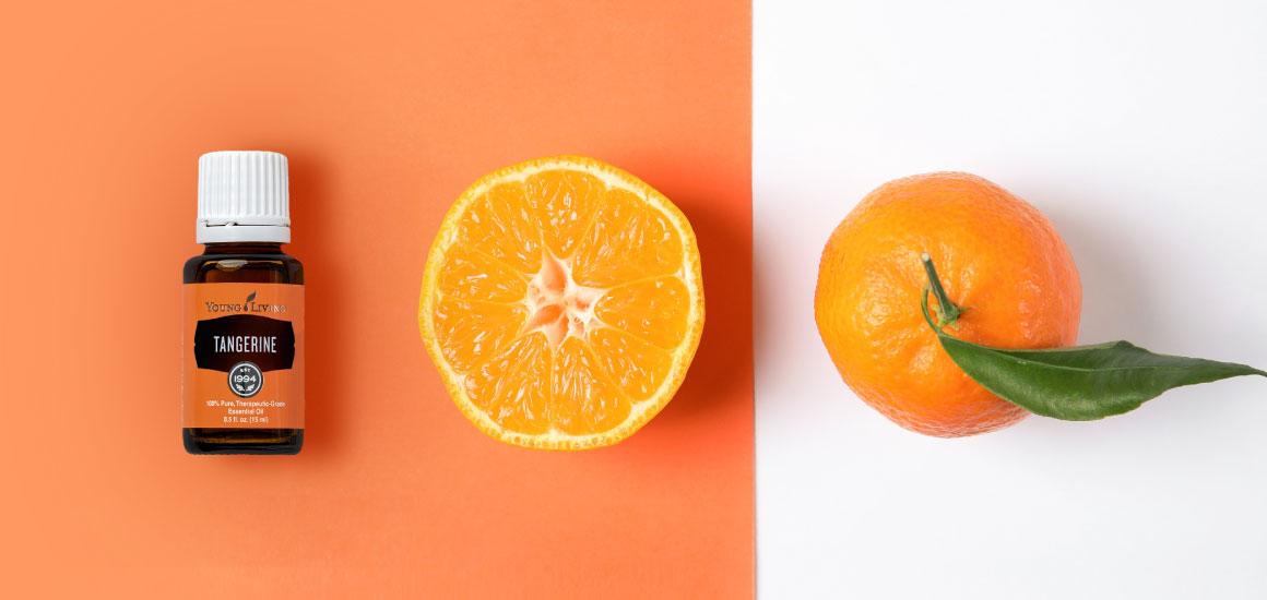 9 beneficios del aceite esencial de Mandarina