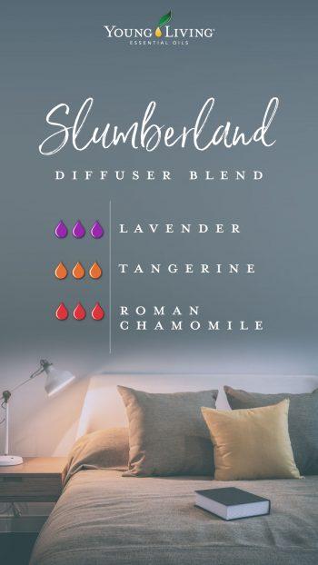 Slumberland diffuser blend