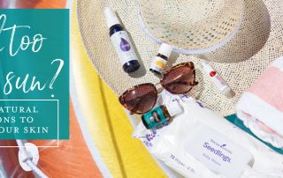 Had too much sun? Try 10 natural solutions to refresh your skin