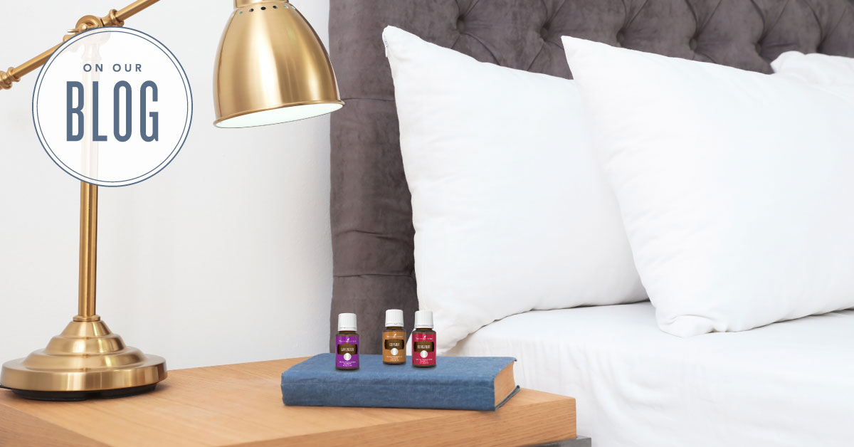Best Essential Oils For Sleep Young Living Blog