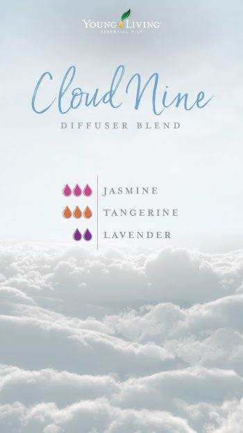 Cloud Nine diffuser blend