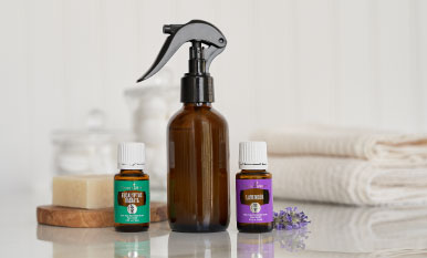 Get a whiff of this: DIY bathroom spray