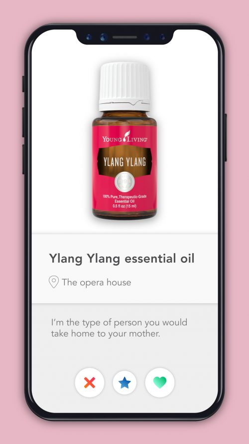 essential oil dating profiles Ylang Ylang
