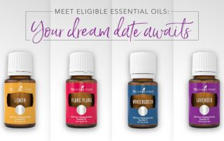 Meet eligible essential oils: Your dream date awaits