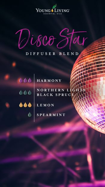 disco star diffuser blend