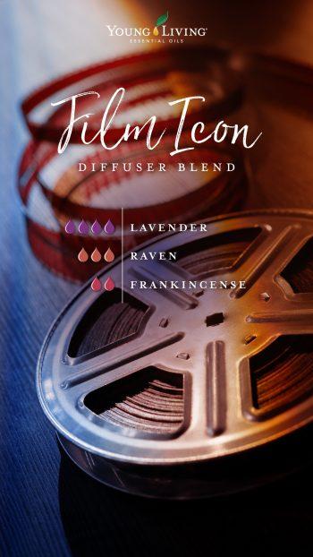 Film Icon diffuser blend