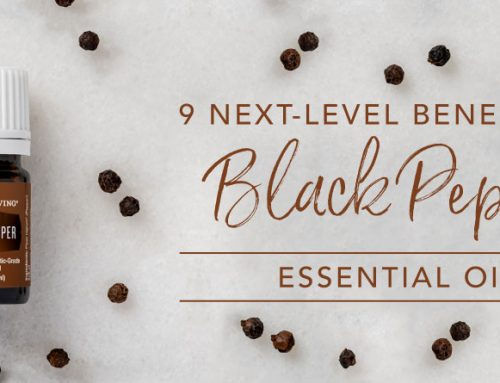 9 next-level benefits of Black Pepper essential oil