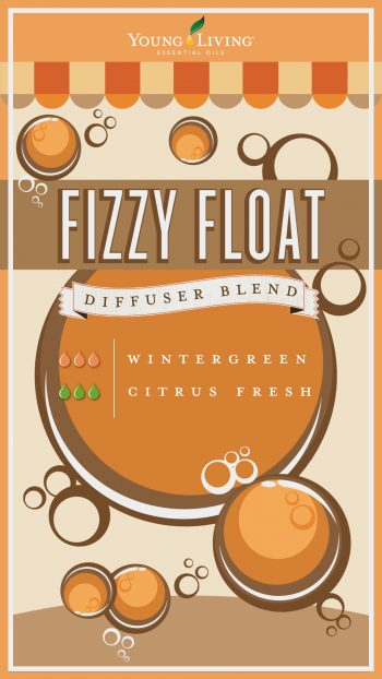 root beer float diffuser blend with 3 drops Wintergreen and 3 drops Citrus Fresh