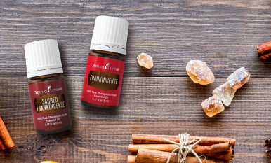A timeless tale of Frankincense