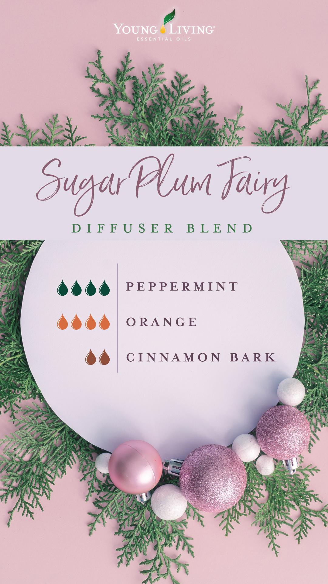 Sugar Plum Fairy Diffuser Blend