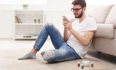 Siéntete guapo, huele delicioso: 7 aceites esenciales para hombres