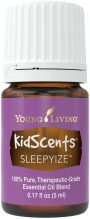 kidscents sleepyize essential oil blend