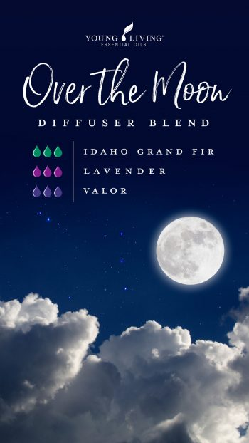 3 drops Idaho Grand Fir 3 drops Lavender 3 drops Valor