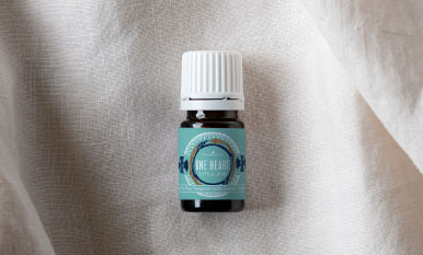 Find connection and empower your life with One Heart essential oil blend