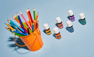 Essential oils in the classroom: 5 tips for a world-class school year