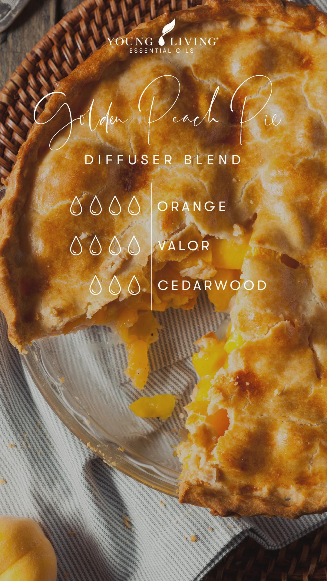 4 drops Orange 4 drops Valor 3 drops Cedarwood