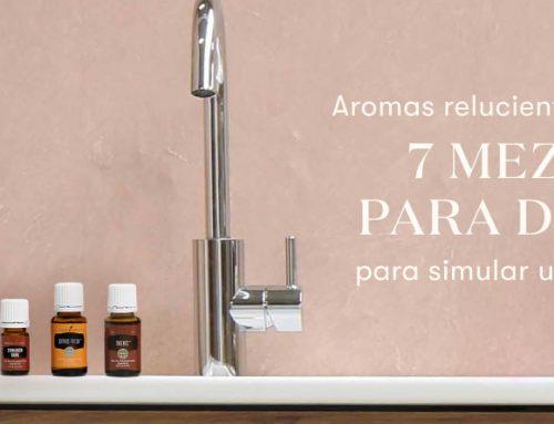 Aromas relucientemente limpios: 7 mezclas para difusor para simular una casa limpia