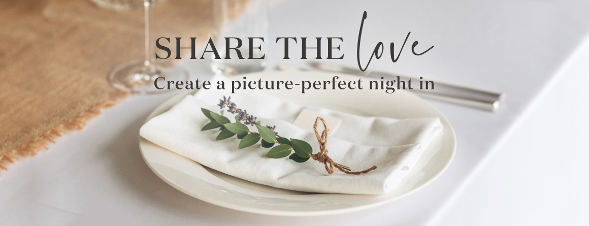 Share the love - create the picture perfect night in with Young living essential oils