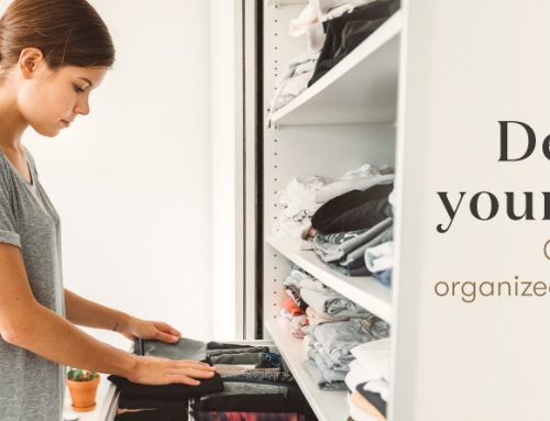 Declutter your closet: Get your clothes organized with these tips