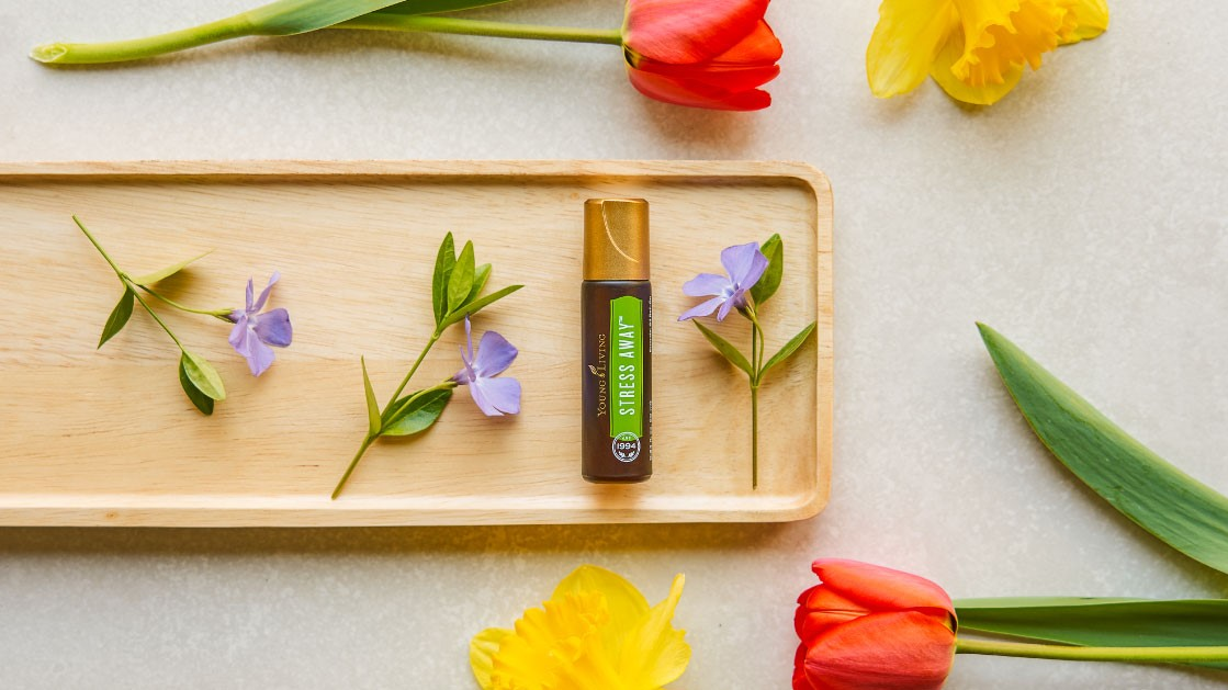 Young Living Essential Oils Stress Away Roll-on