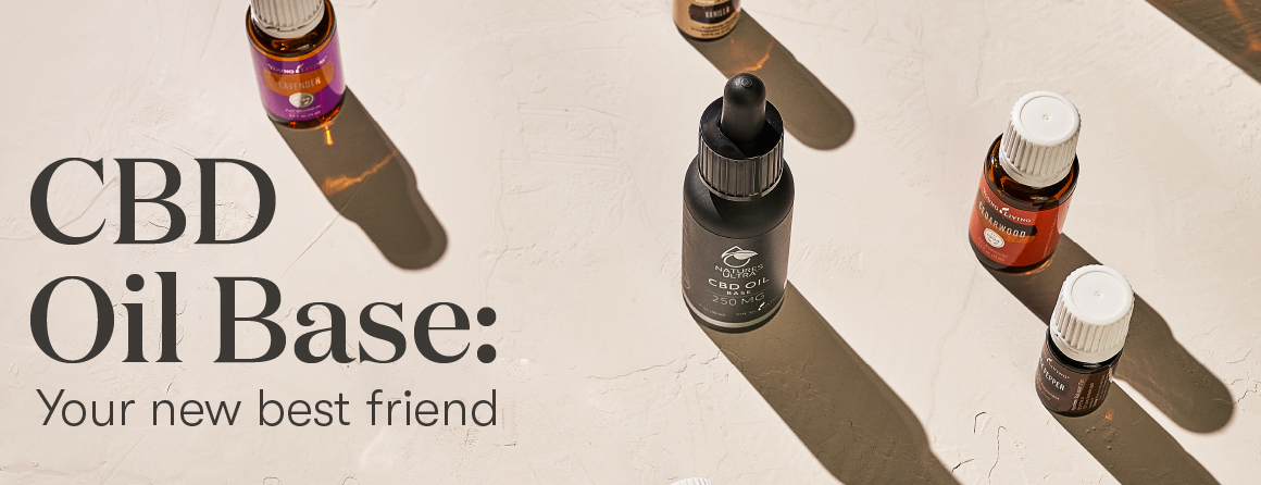 CBD Oil Base: Your New Best Friend - Young Living Essential Oil Blog