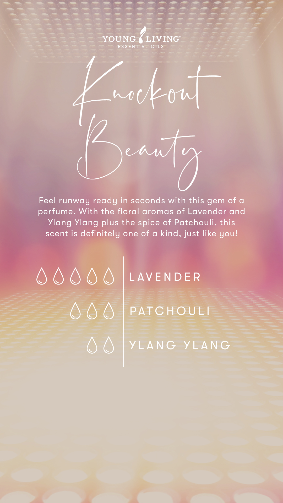 Knockout Beauty Perfume recipe
