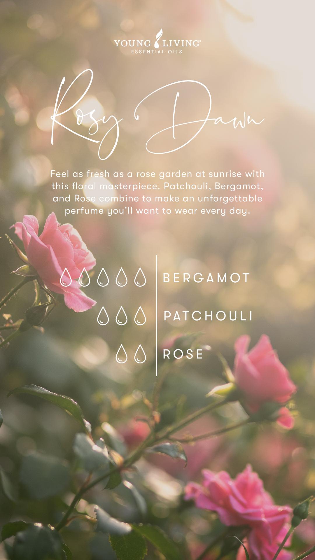 Rosy Dawn Perfume recipe