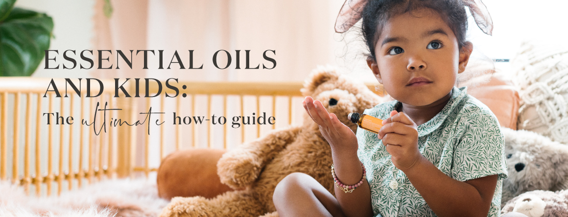 Essential oils and kids - the ultimate how-to guide. Young Living essential oils Owie roll-on
