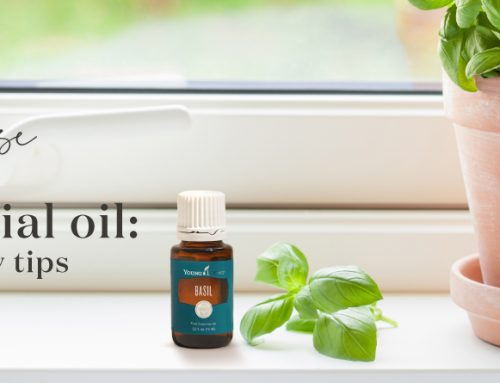 How to use Basil essential oil: 5 must-try tips