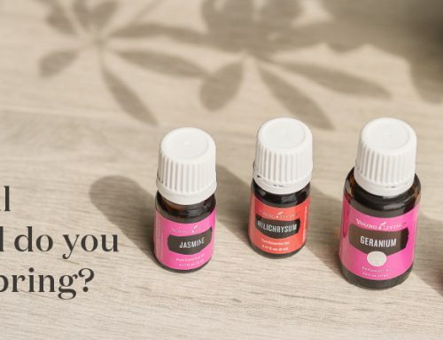 Quiz: Which floral essential oil do you need this spring?