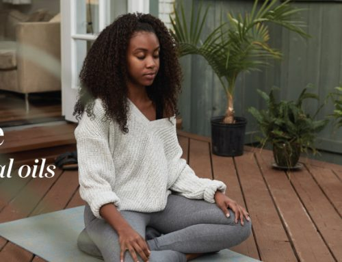 Simple self-care with essential oils