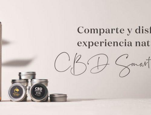 Comparte y disfruta la experiencia natural de CBD Smart Spectrum