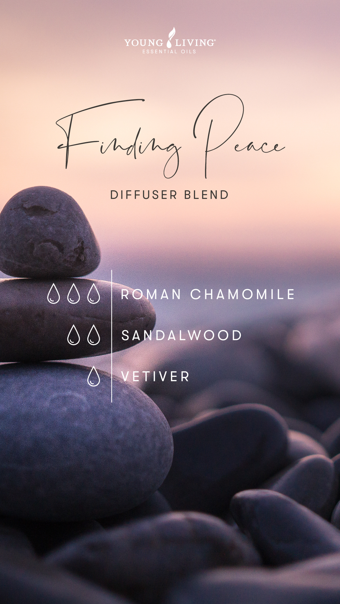 Finding Peace Diffuser Blend