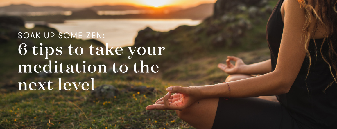 Soak up some Zen: 6 tips to take your meditation to the next level--Young Living Essential Oils Blog