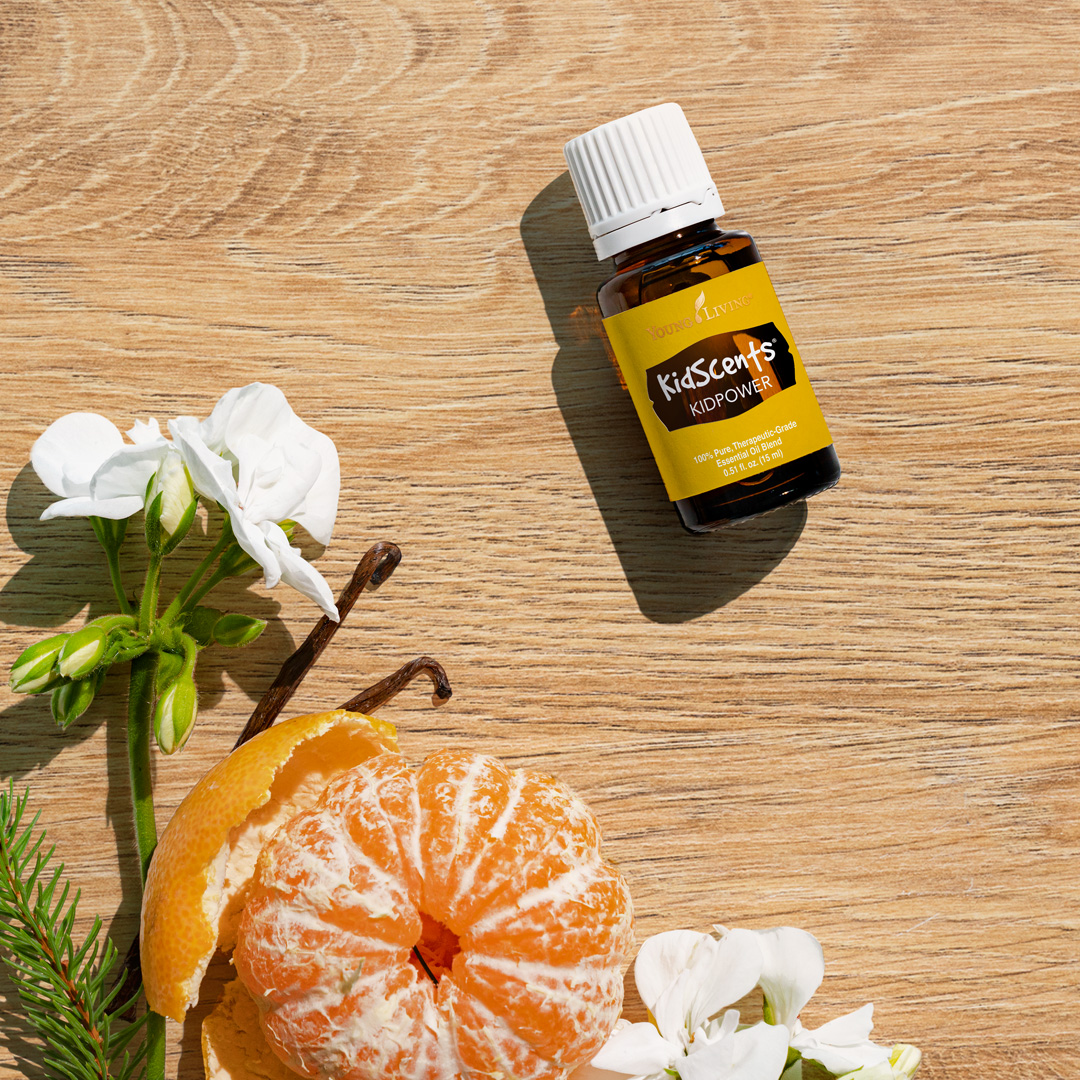 KidScents KidPower Essential Oil Blend--Young Living Essential Oils