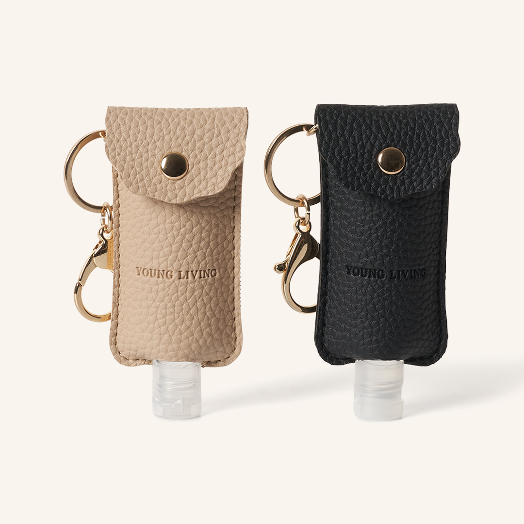 Madison Hand Sanitizer Holder - Young Living Essential Oils Gear