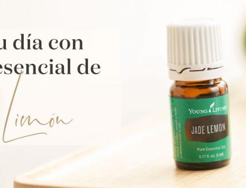 Ilumina tu día con el aceite esencial de Jade Limón