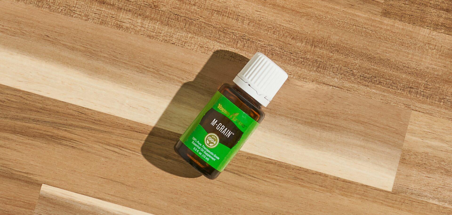 M-Grain Essential Oil Blend - Young Living Essential Oils