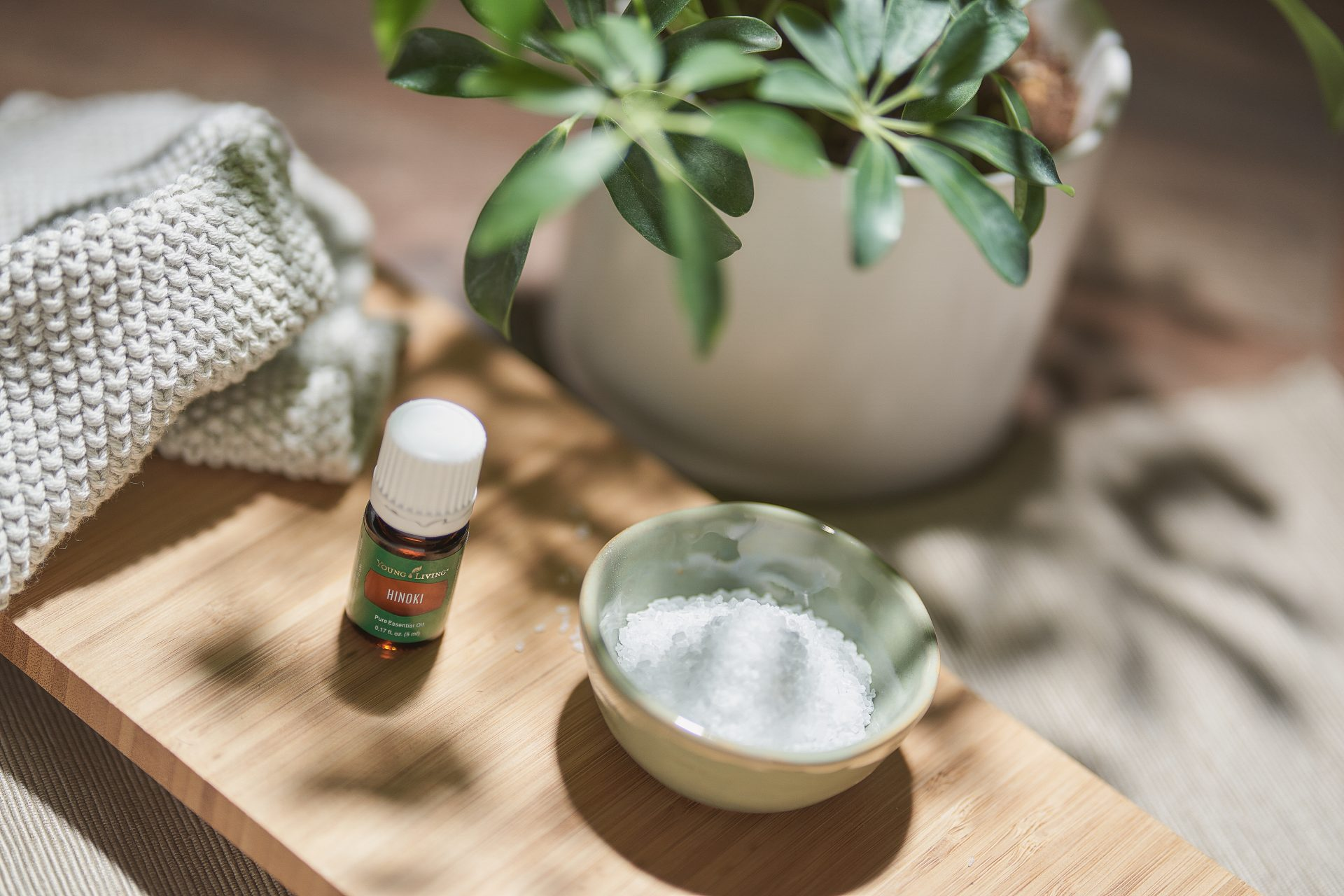 Hinoki Essential Oil - Young Living Essential Oils