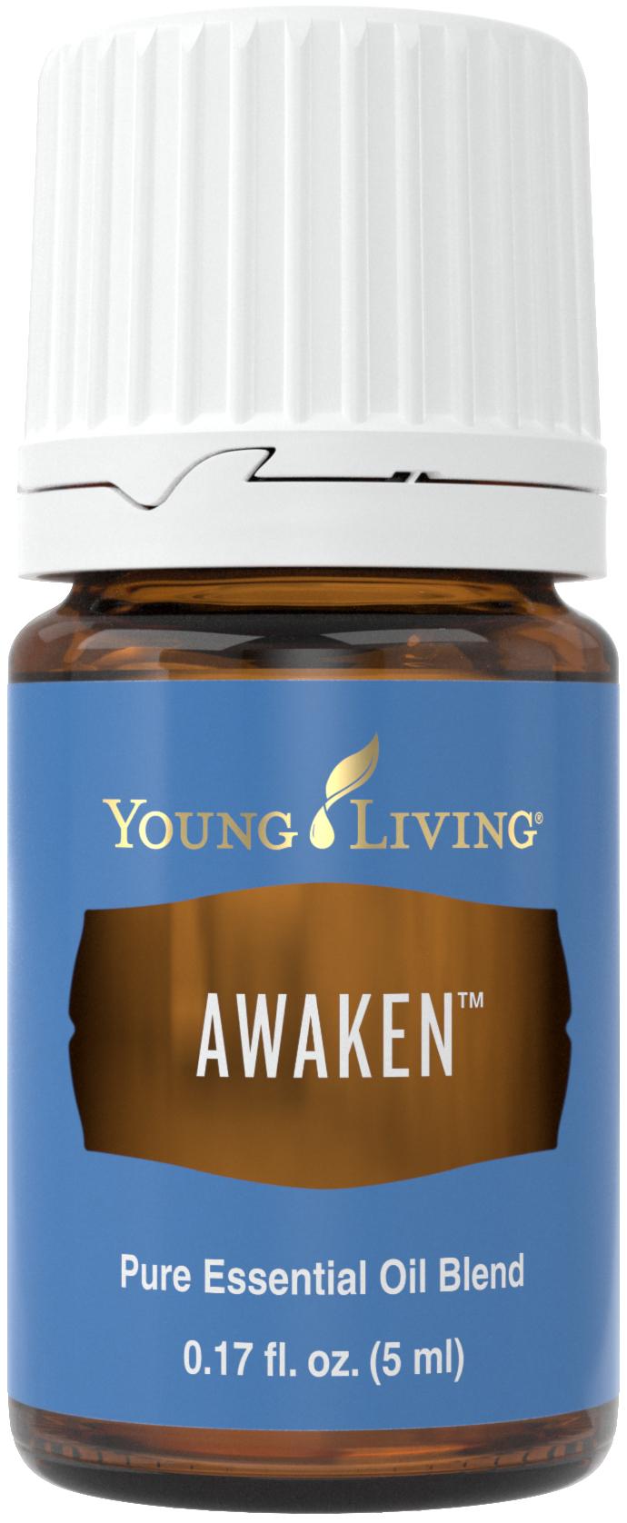 Awaken Essential Oil Blend - Young Living Essential Oils