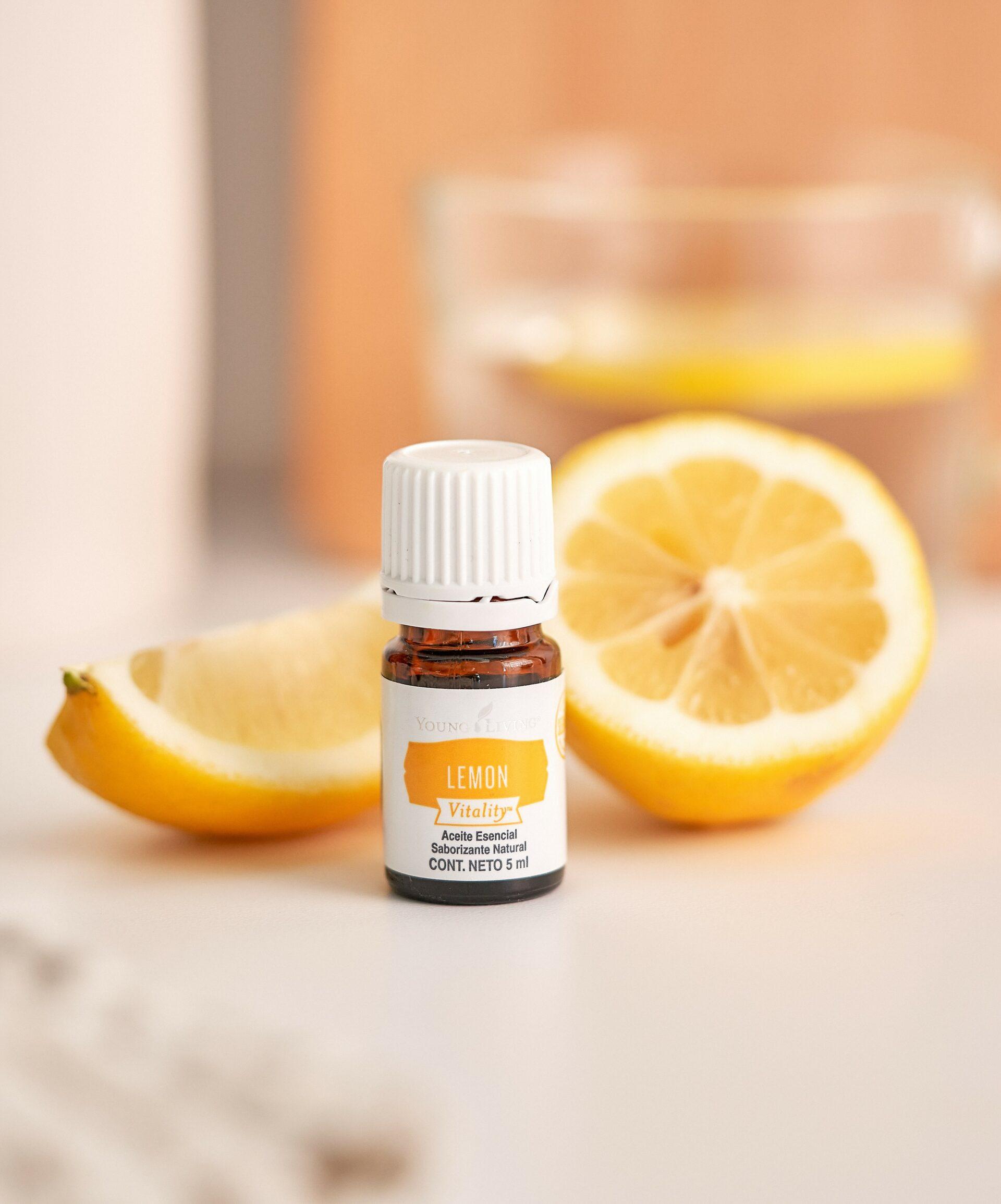 Lemon Vitality - Young Living Essential Oils