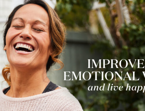 Improve your emotional wellness and live happier days