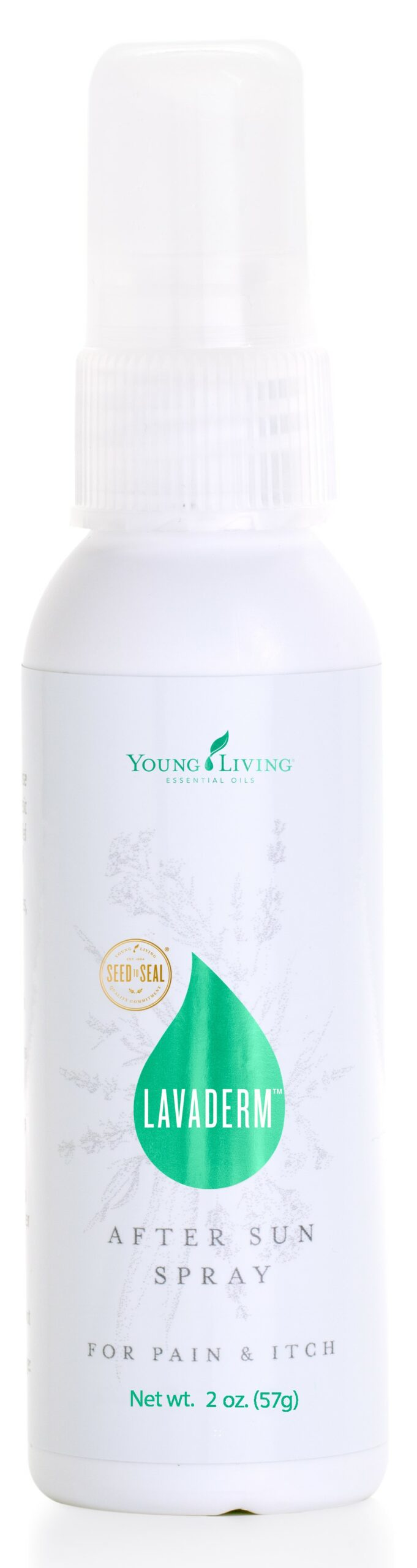 LavaDerm After Sun Spray -Young Living Essential Oils