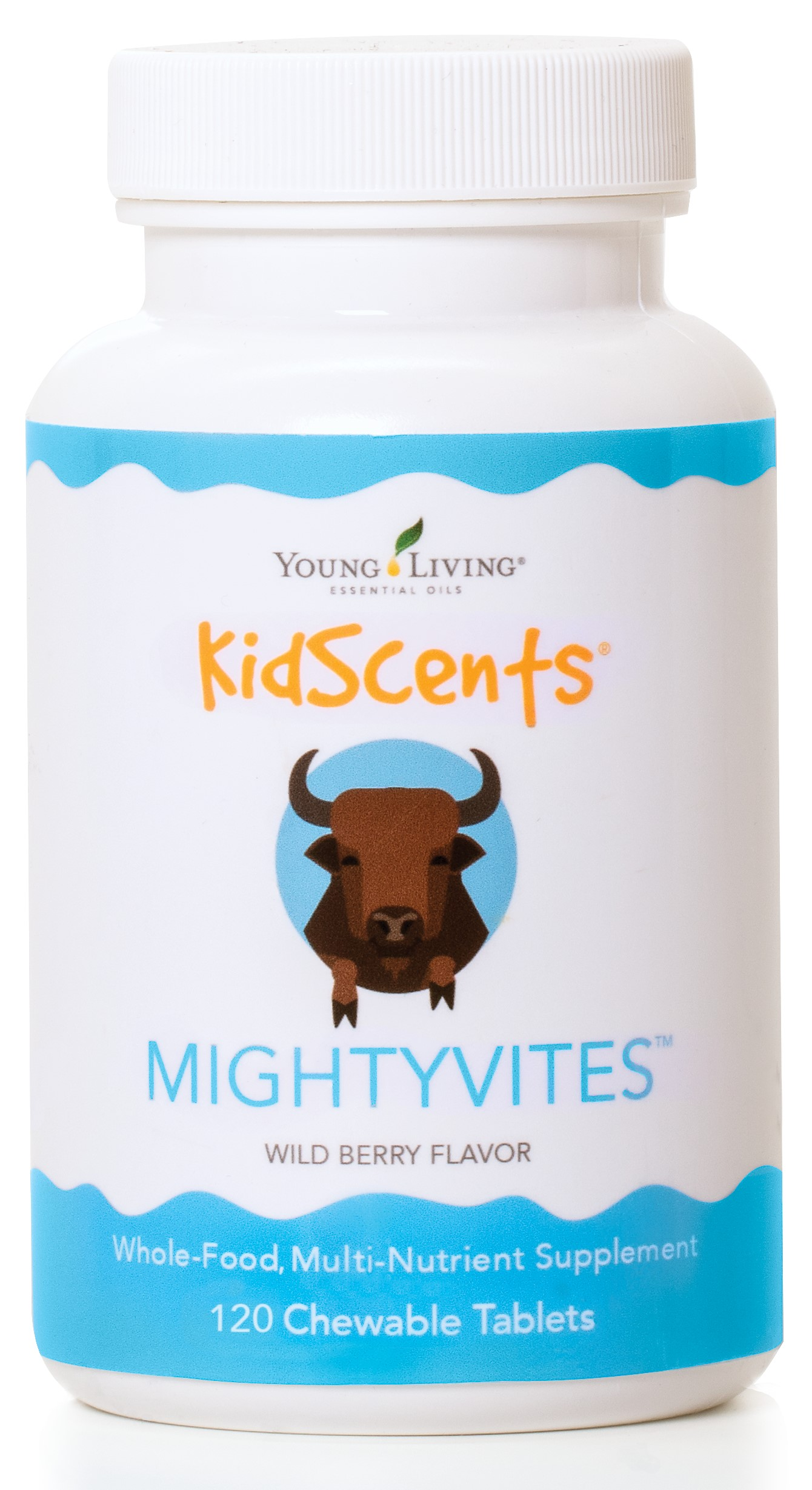 KidScents MightyVites Chewable Tablets - Young Living Essential Oils