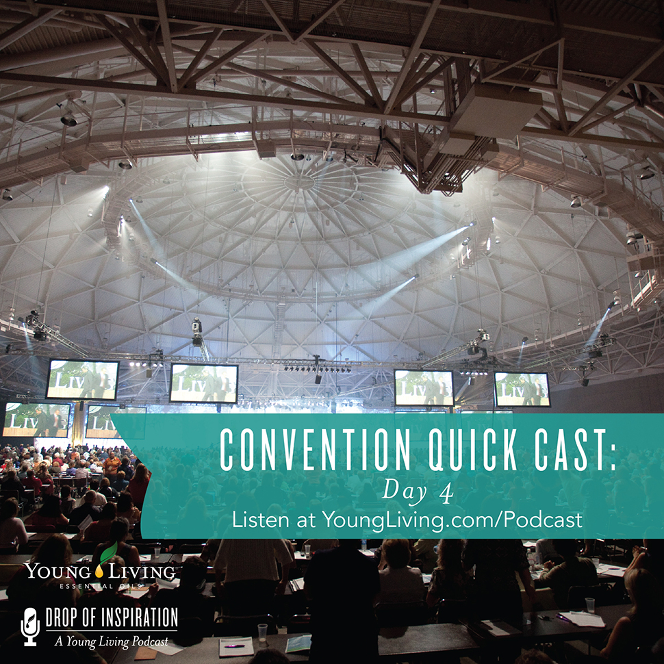 Podcast-Convention Day1