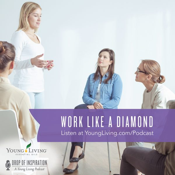 Young Living Essential Oil Podcast - Episode 8
